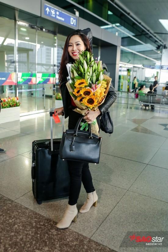 Đây cũng là một trong những lợi thế của Diệu Ngọc trong mặt bằng chung của thí sinh Hoa hậu Thế giới 2016.