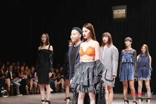 NTK Chad Nguyễn cùng vedette hoa hậu người Việt tại Úc – Jolie Nguyễn.