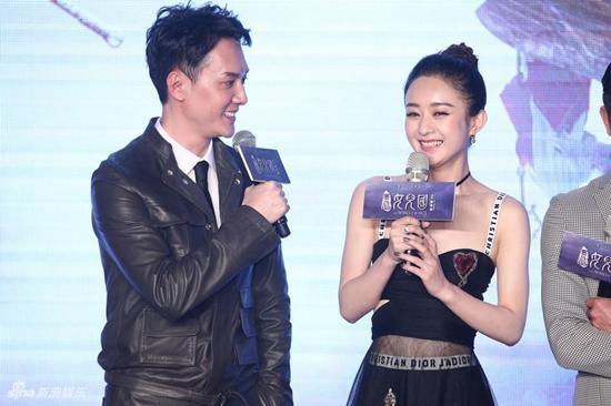 """Phùng Thiệu Phong từng ca ngợi Triệu Lệ Dĩnh: """"Thật khó để không yêu thích người như cô ấy!""""."""