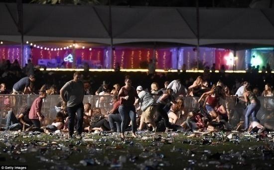Hơn 50 người thiệt mạng trong vụ xả súng đẫm máu này.
