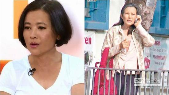 Hình ảnh gần nhất của Lam Khiết Anh trái ngược với những gì báo chí đưa tin trước đó