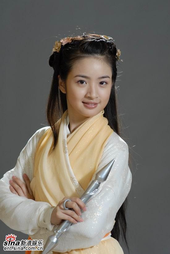 Trước Tiểu nữ Hoa Bất Khí, Lâm Y Thần đã thành công với những tạo hình cổ trang xinh đẹp nào? ảnh 12