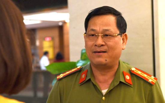 Đại tá Nguyễn Hữu Cầu. Ảnh: báo VTCNews.