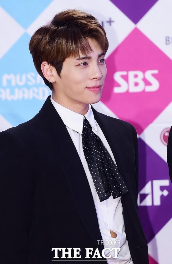 Jong Hyun của SHINee.