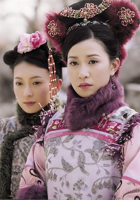 """Bộ phim cổ trang """"Thâm cung nội chiến"""" (2004) của TVB ngày ấy là một trong số những bộ phim góp phần tạo nên trào lưu phim cung đấu sau này."""