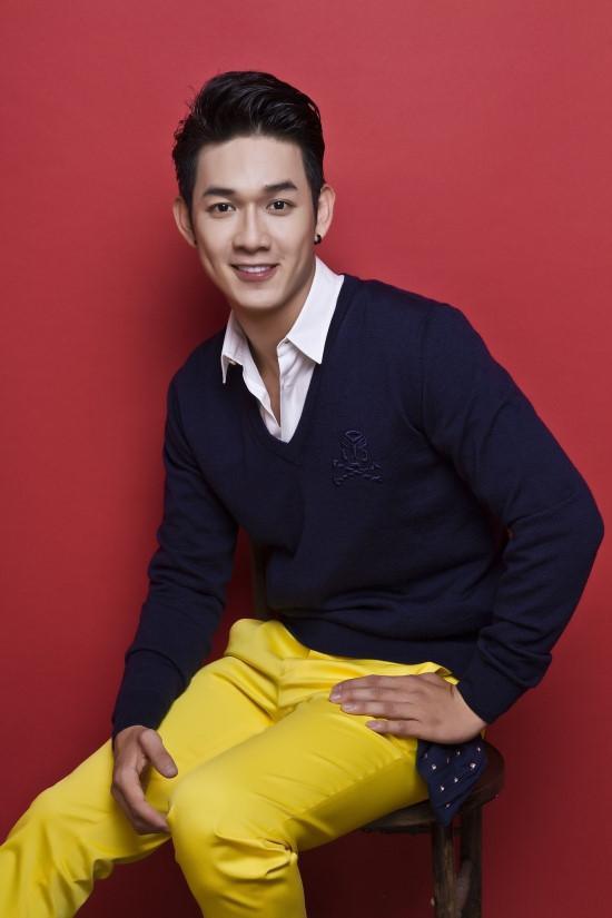 """Những hình ảnh đời thường điển trai của Song Luân """"đốn tim"""" dân mạng"""