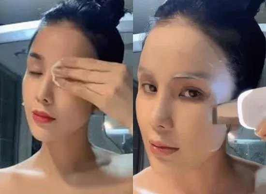 Người đẹp chia sẻ bí quyết chăm sóc da bằng serum dưỡng ẩm để duy trì độ trẻ hóa của da