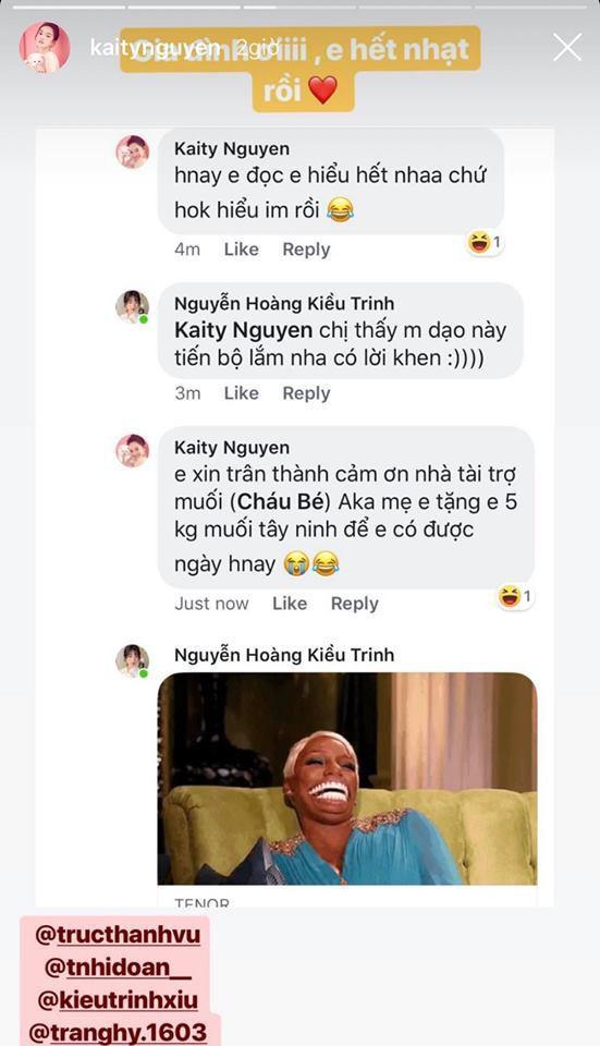 Viết sai chính tả, Kaity Nguyễn bị 'lũ bạn thân' troll ngay không thương tiếc ảnh 0