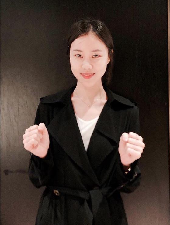 Kim Ye Won.