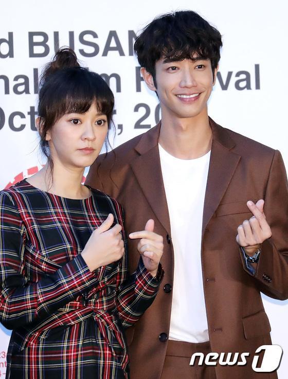 Vượt bão Kong-rey, Han Ji Min  Yoo Ah In, Joo Ji Hoon và Kim Go Eun gặp gỡ khán giả tại LHP Busan ngày 3 ảnh 37