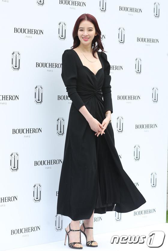 Người mẫu Irene Kim.
