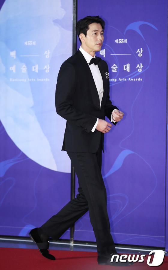 """""""Tài tử"""" Jung Woo cùng Han Ji Min đóng chung drama """"Padam Padam"""" sản xuất năm 2011."""