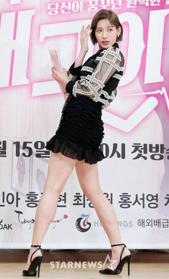 Họp báo Absolute Boyfriend: Yeo Jin Goo rạng rỡ, Minah (Girls Day)  Hong Jong Hyun thân mật quá mức ảnh 11