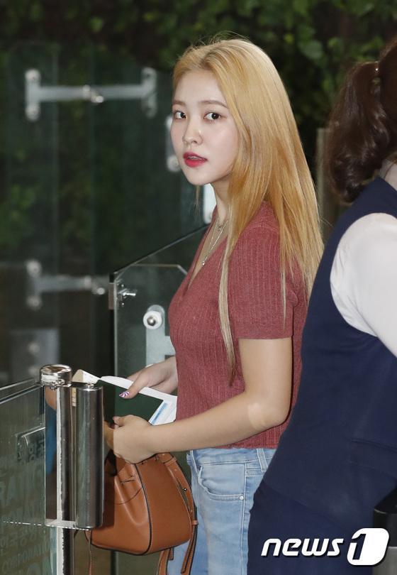 Yeri của nhóm Red Velvet.