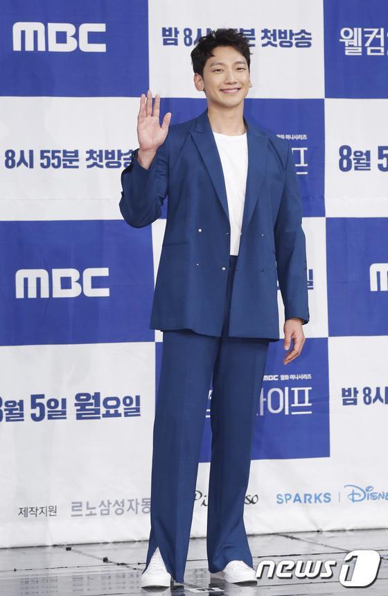 Bi Rain (Jung Ji Hoon).