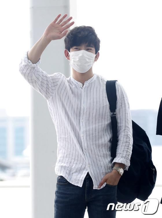 Jin Young (GOT7).