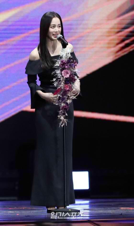 Kim Tae Hee xuất hiện với thân hình 'xồ xề' kém thon thả và lộ dấu hiệu lão hoá khi bước sang tuổi 40