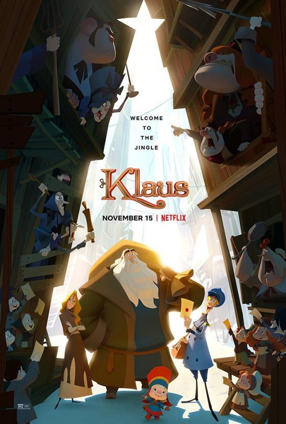 Klaus  Người đưa thư mang Giáng Sinh về ảnh 0