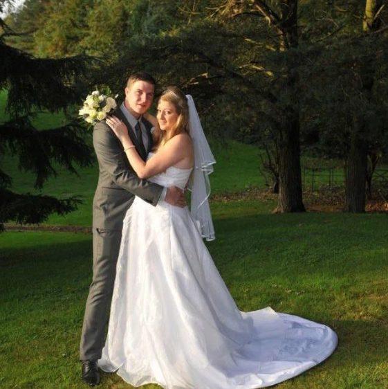 Cặp đôi kết hôn vào năm 2010.