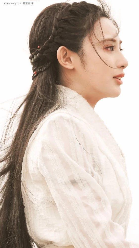 Gà cưng của Phạm Băng Băng  Bành Tiểu Nhiễm xinh đẹp trong tạo hình Dương Quý Phi ảnh 9