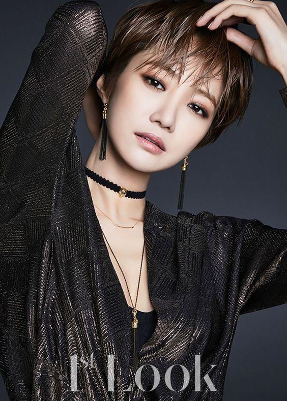 Eric Mun đóng cặp với Go Jun Hee  Lee Jong Suk thú nhận yêu Suzy ảnh 10