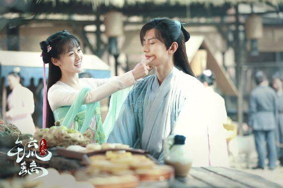 Vương Băng Nghiên xuất hiện xinh đẹp trong dự án phim mới Lưu Ly Mỹ Nhân Sát ảnh 21