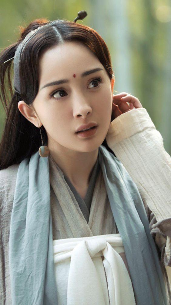 Những mỹ nhân họ Bạch xinh đẹp rung động lòng người trong phim truyền hình Trung Quốc ảnh 4