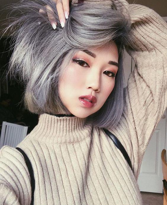 Cách chọn màu tóc giúp sáng da, tôn da hoàn hảo, màu số 2 nhất định phải thử để đón Tết 2020 ảnh 4