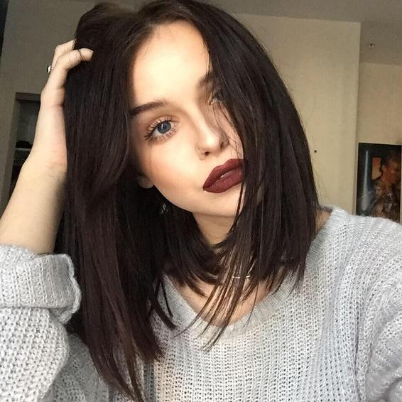 Cách chọn màu tóc giúp sáng da, tôn da hoàn hảo, màu số 2 nhất định phải thử để đón Tết 2020 ảnh 17