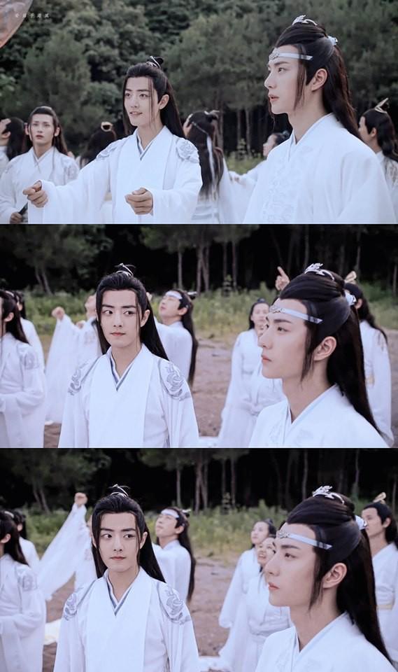 5 cặp đôi namnam được yêu thích nhất trong phim truyền hình Hoa ngữ ảnh 25
