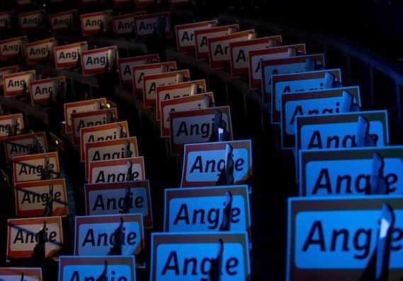 """Thủ tướng thường được biết đến với tên """"Angie""""."""