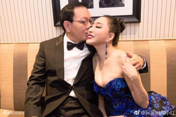 Hoa hậu Quý bà Trung Quốc đáp trả chỉ trích giả vờ té ngã để khoe ngực tại thảm đỏ Cannes 2018 ảnh 5