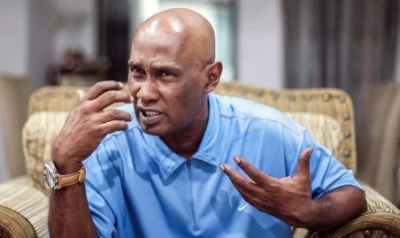 Khalid Mohd Ali là huyền thoại bóng đá Malayasia.