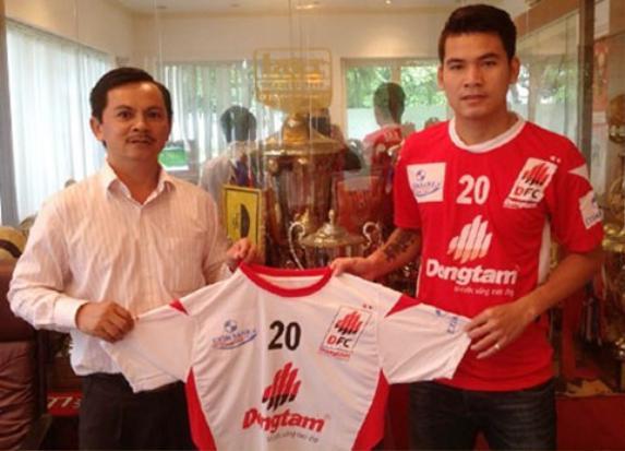 Quang Thanh sẽ tái ký hợp đồng với Long An nếu được giảm án.