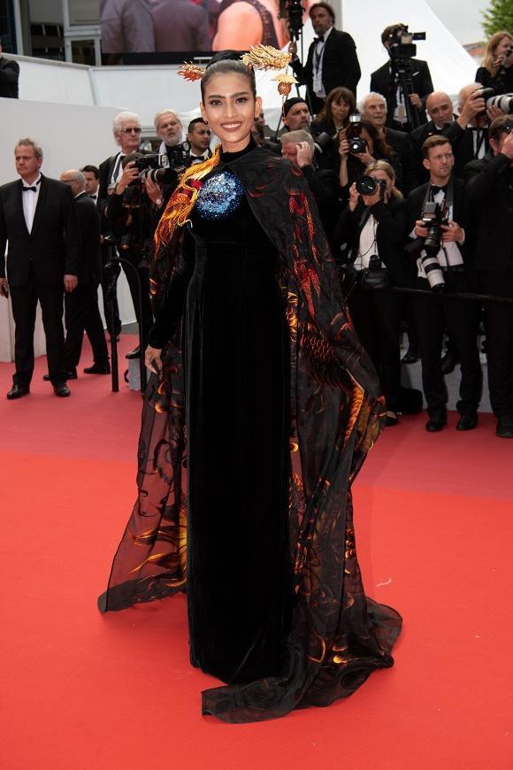 Trương Thị May, Phạm Băng Băng và 'thần thái' khẳng định nữ quyền châu Á trên thảm đỏ Cannes ảnh 2