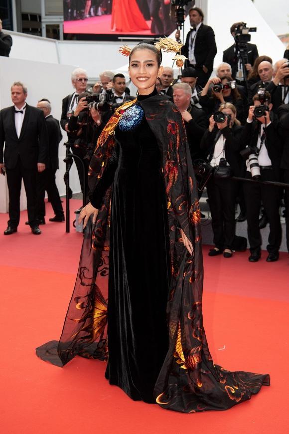 Trương Thị May, Phạm Băng Băng và 'thần thái' khẳng định nữ quyền châu Á trên thảm đỏ Cannes ảnh 3