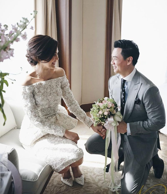 Những lễ cưới lộng lẫy, lung linh và ngập tràn hạnh phúc của sao Thái! ảnh 13