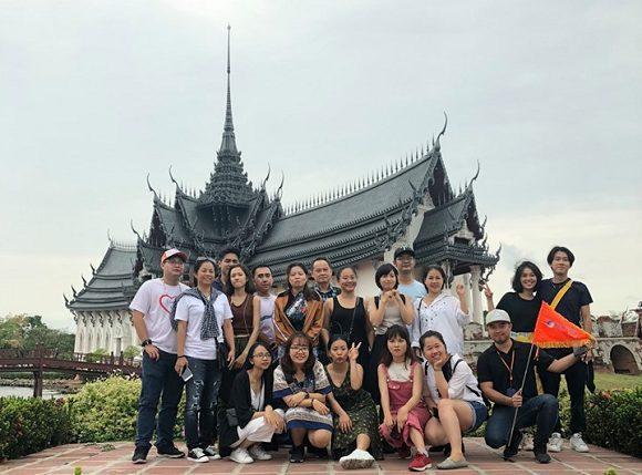 Du lịch Thái Lan theo tour