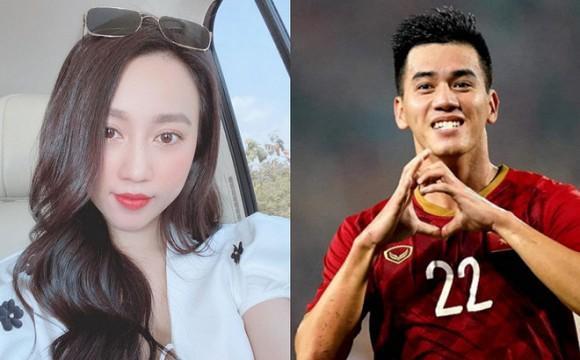 Tiến Linh và Hồng Loan xác nhận đang tìm hiểu nhau