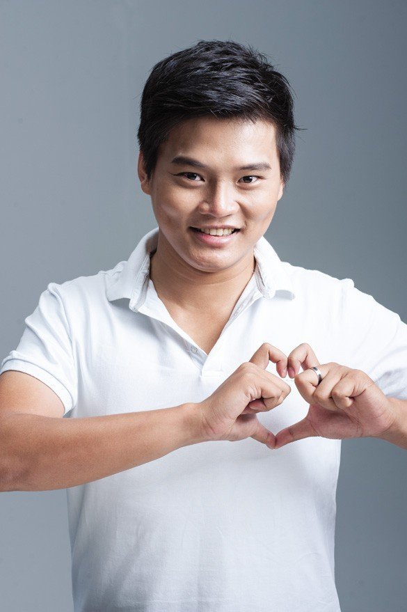 Đạo diễn Trần Dũng Thanh Huy lọt top 30 Under 30.