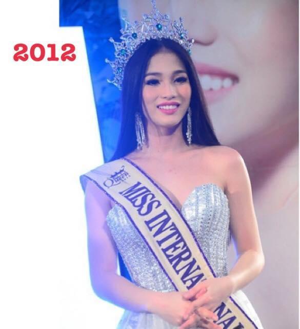 Sau nhiều năm cử đại diện, nhan sắc Philippines chính thức được công nhận khi đăng quang Hoa hậu Chuyển giới Quốc tế 2012. Sinh năm 1991, Kevin Balot đặc biệt thu hút bởi thân hình sexy và gương mặt nữ tính.