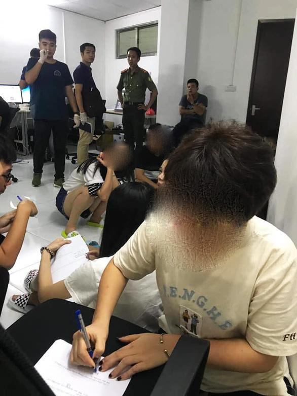 Cảnh sát xác định số tiền đã giao dịch trên hệ thống mạng đánh bạc là hơn 3 tỷ Nhân dân tệ (khoảng hơn 10.000 tỷ đồng Việt Nam). Ảnh: TTO