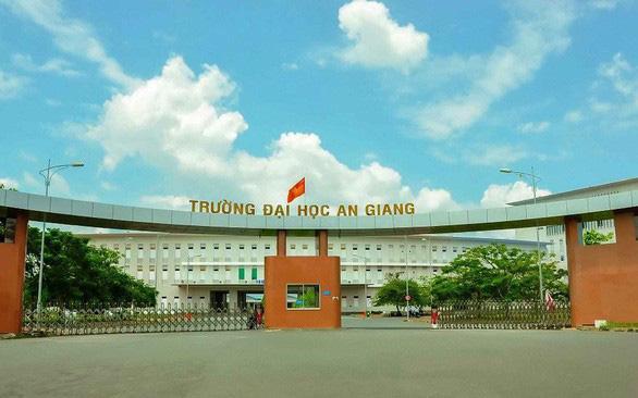 Thủ tướng Chính phủ đã ký quyết định phê duyệt việc chuyển trường ĐH An Giang trở thành trường đại học thành viên của ĐH Quốc gia TP.HCM. Ảnh: Bửu Đấu/Báo Tuổi Trẻ