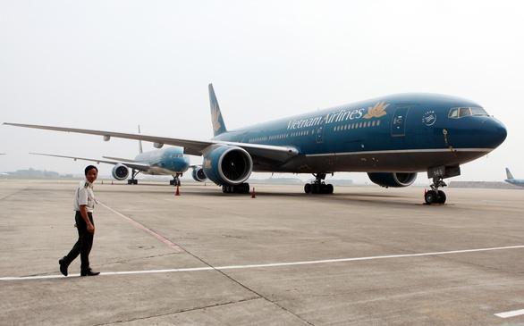 Theo nhận định của Vietnam Airlines, tình trạng trộm cắp tài sản trên máy bay sẽ tăng do hình thành một loại tội phạm hoạt động có tổ chức, manh động và mang tính chất xuyên quốc gia, chủ yếu là người mang quốc tịch Trung Quốc - Ảnh: TUẤN PHÙNG