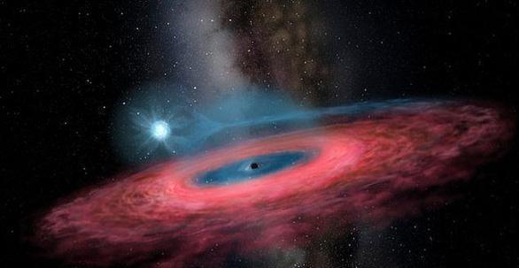 Hố đen LB-1 có khối lượng gấp 70 lần Mặt trời.