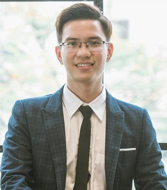Võ An Khương – Điểm luận văn ĐH 10/10, đoạt học bổng thẳng tiến sĩ 280.000 USD