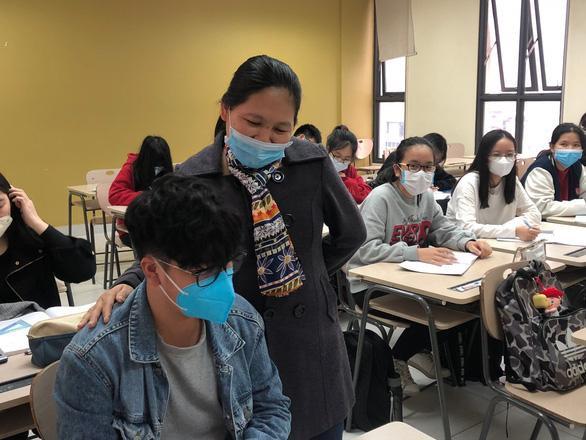 Theo Bộ Y tế, những địa phương nào không xảy ra dịch bệnh thì có thể cho học sinh quay trở lại trường bình thường sau khi đã lên phương án ứng phó với dịch bệnh. Ảnh minh họa