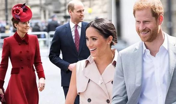 Hoàng tử William và Công nương Kate có thể tiếp nhận nhiệm vụ dự định thuộc về Harry - Meghan.