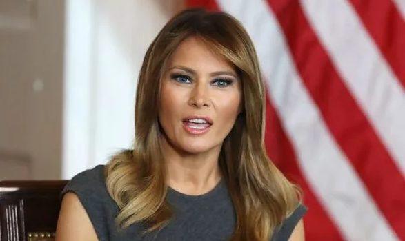 Bà Melania Trump đã đến Mỹ vào cuối thập niên 90.