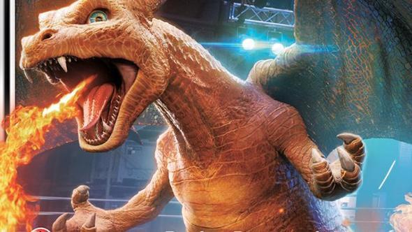 Charizard – Một trong những đối thủ trước đây của Pikachu